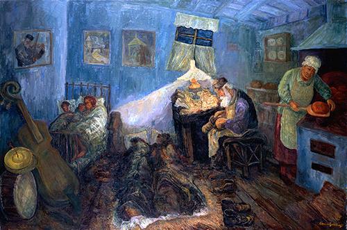 goldberg izba